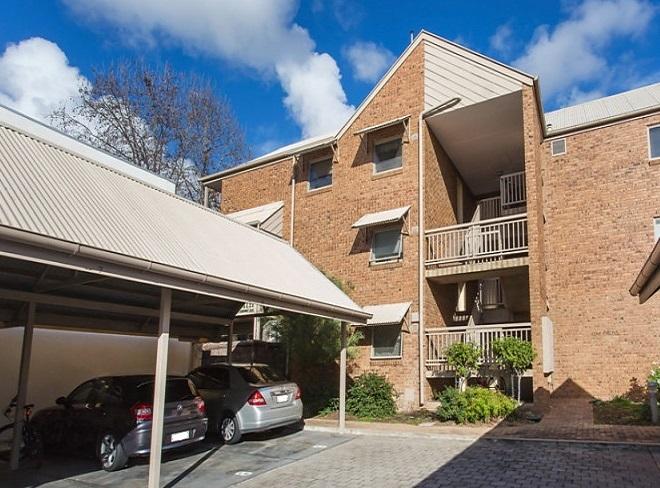 8/355A Angas Street, Adelaide