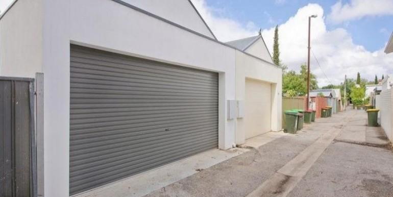 dble garage